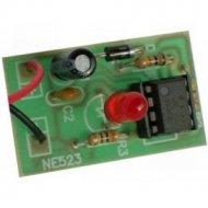 NE523 Pseudo autoalarm optyczny zestaw imitacja alarmu samochodowego