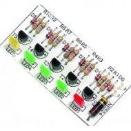 NE524 Strażnik akumulatora SMD 5xLED /wypadł z oferty/