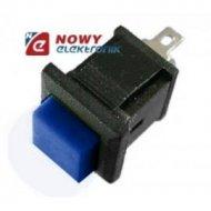 R18-27A-7 Przycisk niebieski
