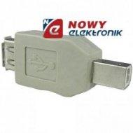 Przejście USB A-gn/B-wt  --28895