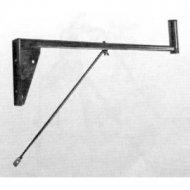 Uchwyt ant. przyokienny 60x10cm 32mm FA-60
