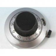 Zadajnik 15 obr.analogowy Ø-46mm SPECTROL