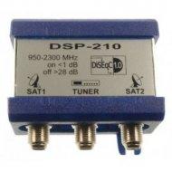 Przełącznik DISEQC DSP-210 1.0 2/1 AB