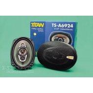 Głośnik zestaw TS-A6924 Titan 12Volt