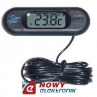 Termometr 02165 IN/OUT -50C-+60C samochodowy ZAS.BAT.LR44