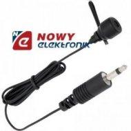 Mikrofon z klipsem do dyktafonu Typ MD-1 z wt. jack 3,5
