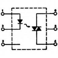 MOC3051                Optotriak