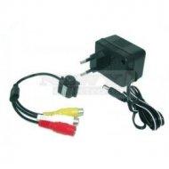 Kamera cz/b JK007B przewodowa mini kamera pinhole