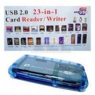 Czytnik kart 23 w 1 USB2.0