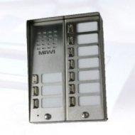 Panel 5025/10D z 10 przyc.+dasze (525/10D)