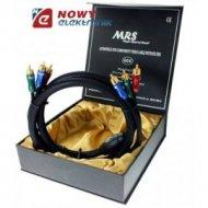 Kabel 3*RCA 1,5m OCC HiFi 13mmz filtrem MRS-103  RGB Component