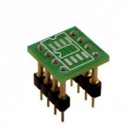 Adapter SO-8 (SO8 SMD - DIL8) Rotated 90
