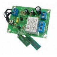 NE064 Detektor wilgoci 2 sondy (poziomu wody, czujnik zalania)