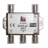 Przełącznik DISEQC 4x1 SAT