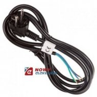 Kabel zasil. sieciowy 3x1.5mm 2m 3*1.5-H05VV-F