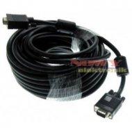Kabel do mon. HDB15M/M 15m VGA SVGA