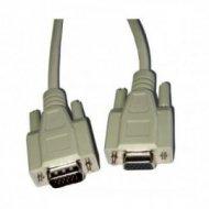 Kabel do mon. HDB15M/F 1.5m Kabel VGA wt./gn. 1.5m