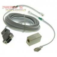 Kabel RS-232/RJ Integra,CA-10 GSM,ABAX 4m