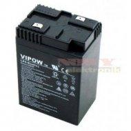 Akumulator 6V-4Ah          VIPOW żelowy