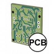Płytka AVT2748/2A Matryca LED PCB xEdW05/05