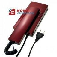 Unifon DP20HR Red Stacja domowa COMMAX