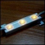 Moduł LED-AL-PCV3Y żółty 12V 20mA