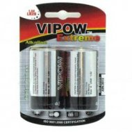 Bateria LR20 VIPOW EXTREME alkaliczna