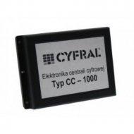 Elektronika CYFRAL CC-1000 do centrali cyfrowej