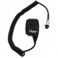 CB Mikrofon QUER 5-DIN z przeł.