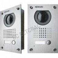 Panel KW-137MC 1-przyc.--k.76614 kamera kolorowa VKW-137MC videodomof.