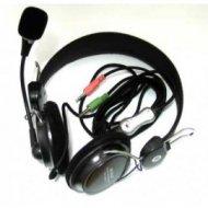 Słuchawki SN-208MV   nagłowne z mikrofonem
