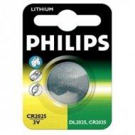 Bateria CR2025 PHILIPS