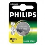 Bateria CR2032 PHILIPS