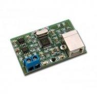 Zestaw AVT530/USB KonwerterRS232 RS485 xEdW5/04
