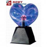 Lampa plazmowa - Serce efekt dyskotekowy