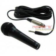 Mikrofon dynamiczny DM 300B 80-14000Hz,czuł.:72dBV,imp.600Ω