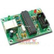 Zestaw AVT5172B Programator AVR uniwersalny