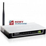 ROUTER TP-LINK TDW8950ND ADSL bezp. 802.11n Annex A WiFi