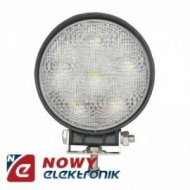 Lampa LED KW-111 WHITE 12-24V (12V/24V)