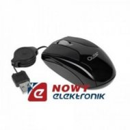 Mysz optyczna QUER Traveler USB