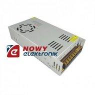 Zasilacz imp. 12V 30A OV-R12-30A przemysłowy w metalowej obudowie 360W