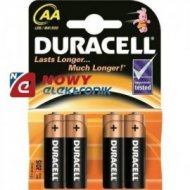 Bateria LR6 DURACELL MUCH LONGER MN1500