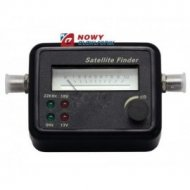 Miernik satelitarny wskaźnik LED 0-22kHz/13-18V SAT FINDER
