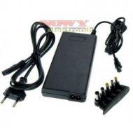 Zasilacz ZI laptop 19V 3.4A slim +wtyki DC kpl. 65W