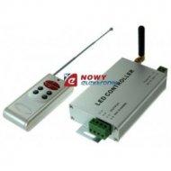 Sterownik LED RGB 24A 12V do 40m taśmy (Modułów LED) 3x8A radiowy
