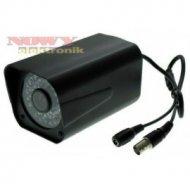 Kamera kolor C6138EF/IR36/HD SONY z obiektywem 6mm Effio