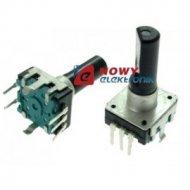 Impulsator - EC12 l-20mm pion z przyc. 24imp. Enkoder