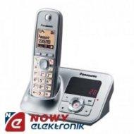 Telefon Panasonic KX-TG6621PDM(+ szary Bezprzewodowy