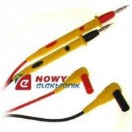 Kabel do miernika 16A 1000V JC-BBA03608 (Żółte)