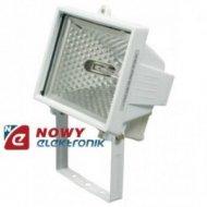 Oprawa halogenowa 120W biała Reflektor Halogenowy 2200LM